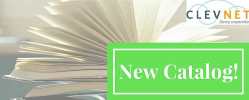 New Catalog website