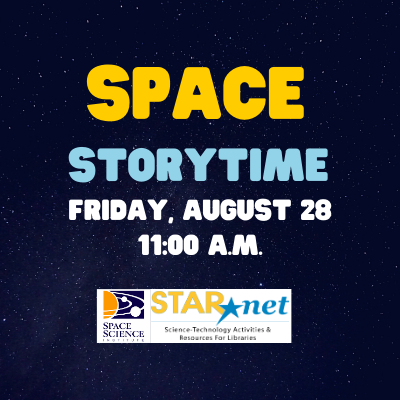 Space Storytime with Star*Net